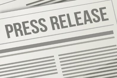 press release closeup illustration design graphic newspaper
