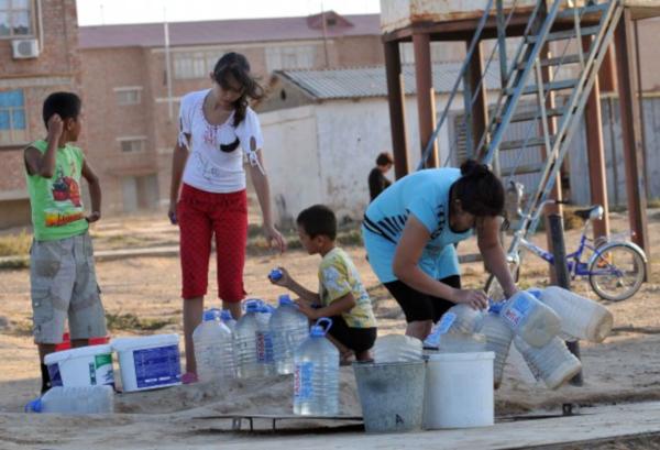 Страну от водного кризиса спасут экономия, технологии и наука