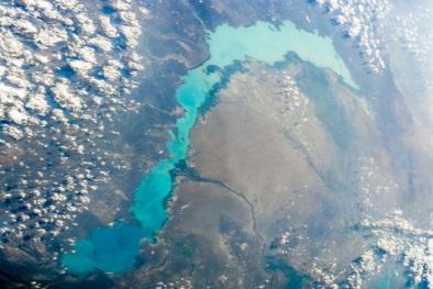 Озеро Балхаш ФОТО: eltourism.kz