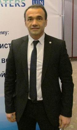 Фируз Иброхимов