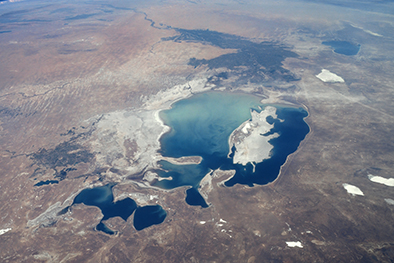 AralSea(1997) 394 263